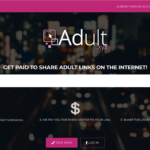 Adult.xyz - Link short site, earn money 18+, pay with paypal, pay automatically (Minimum withdrawal $ 5.00)