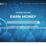 Clicksfly - web site, link, link, link, get money, pay, paypal, bitcoin, skrill, pay automatically, every day 1-8 (Minimum withdrawal $ 3.00).