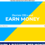 cuturl.in - Link short site, get money | Share link and Earn Money, Highest rate 5 $, Lowest 2.5 $ / 1000 times (Withdraw money bitcoin minimum of 20 $) not more than 4 days