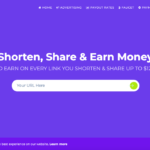 Links 4 Earn - Link short site, earn money | Share link and Earn Money, Maximum Rating 1.5 $, Min 1 $ / 1000 times (Withdraw money Minimum bitcoin 3 $ paypal5 $)