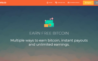 webgetats, klik advertensie, kry bitcoin